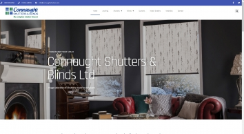 Connaught Shutters & Blinds