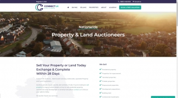 Connect UK - The auction specialists