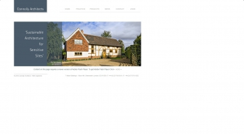 Connolly Architects Ltd