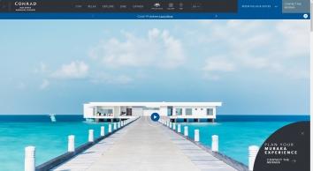 Undersea Villa | THE MURAKA | Conrad Maldives Rangali Island Luxury Resort