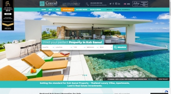 Property & Real Estate in Koh Samui | Conrad Properties