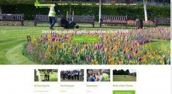 Continental Landscapes