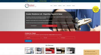 Cooker Solutions Oven Repairs Epsom