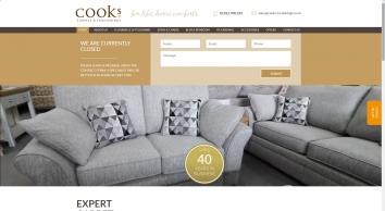Cook\'s Carpets & Furnishings Ltd