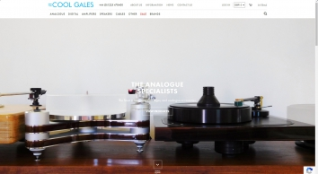Cool Gales - Hi Fi Equipment Specialists | High End Hifi