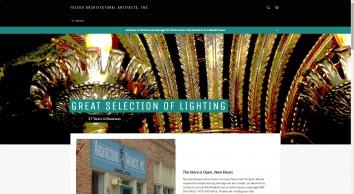 Toledo Architectural Artifacts Inc Salvage Store - Toledo Architectural Artifacts, Inc