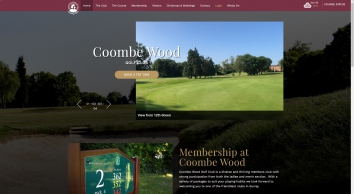 Coombe Wood Golf Club