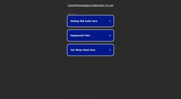 Cooper & Macgregor Ltd