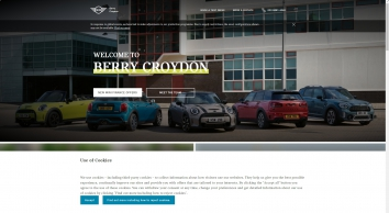 Cooper MINI Croydon | New & Approved Used MINI Retailer