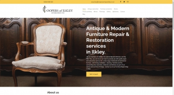 Home | Antiques & Restoration | Coopers of Ilkley