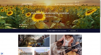 Coopers Of London, London - Sales