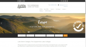 Lake District Cottages | The Coppermines & Lakes Self Catering Lake District Holiday Cottages | Coniston