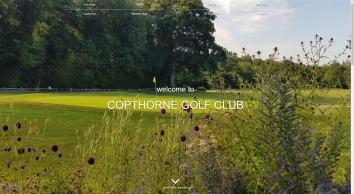 Copthorne Golf Club Pro Shop