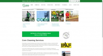 Commercial Cleaning Services Sussex | Domestic Cleaning Brighton |Core Cleaning Services