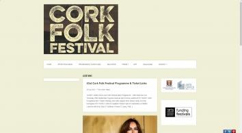 Cork Folk Festival