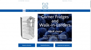 The Corner Fridge Company