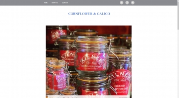 Cornflower & Calico