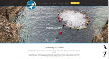 Cornish Coasteering