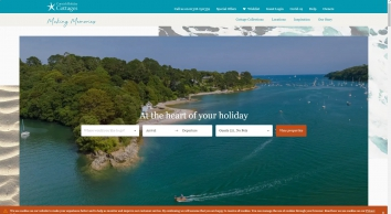 Cornish Holiday Cottages | Falmouth & Helford River, Cornwall