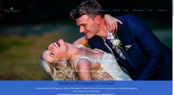 Cornwall Wedding Photographer, Alchemy Photography