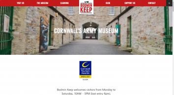 Cornwall\'s Regimental Museum
