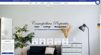 Cosmopolitan Properties - Canary Wharf