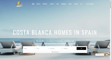 Home | Costa Blanca Homes in Spain