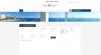 ASET SPAIN - Property Search