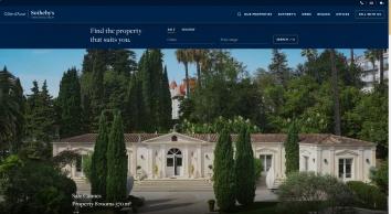 Sotheby\'s Côte d\'Azur