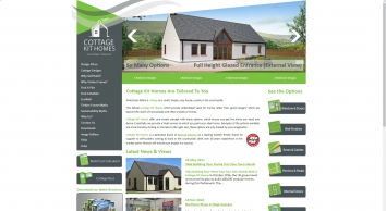 Cottage Kit Homes