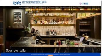 Cotton Thompson Cole