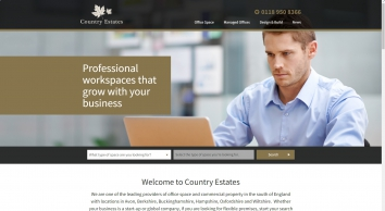 Country Estates Commercial Property Estate and Letting Agents in Reading