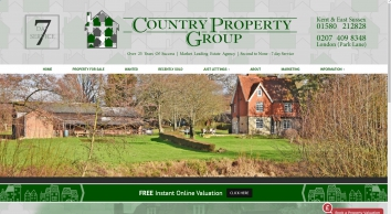 Country Property Group | Estate Agents