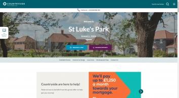 St Luke\'s Park, Runwell, Essex | Countryside Properties