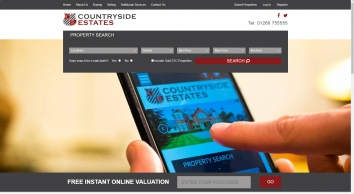 Countryside Estate Agents | Estate Agents in Rayleigh & Benfleet
