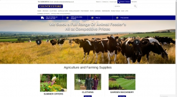 Countrystore - Agriculture and Farming Supplies
