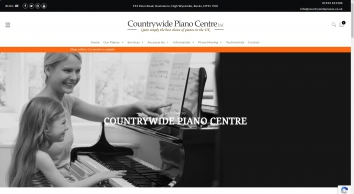 Countrywide Piano Centre
