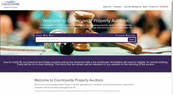 Property Auctions in Liverpool, Exeter, and Sheffield | Countrywide Property Auctions