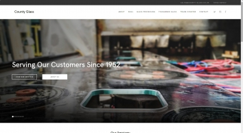 County Glass | Processed Glass and DGUs across Southern England
