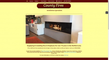 County Fires