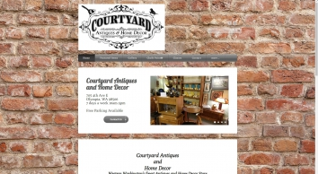 Courtyard Antiques & Home Dcor
