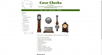 Cove Clocks