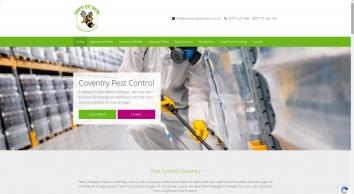 Pest Control Coventry