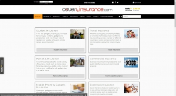 Cover4Insurance, Student Insurance, Block Halls and Personal Insurance