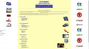 Covert Installations Ltd