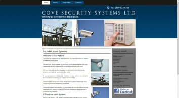 Cove Security Systems Ltd