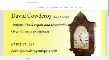 Antique barometers, Antique Clocks and Music Box Shop, Antique Furniture Restoration