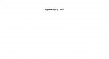 Cyprus Property Centre , Paphos