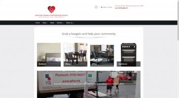 Devon & Cornwall Furniture Reused Project Ltd