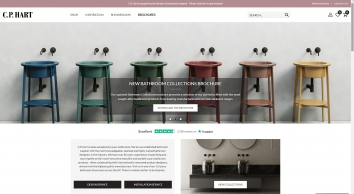C.P. Hart | Luxury Designer Bathrooms